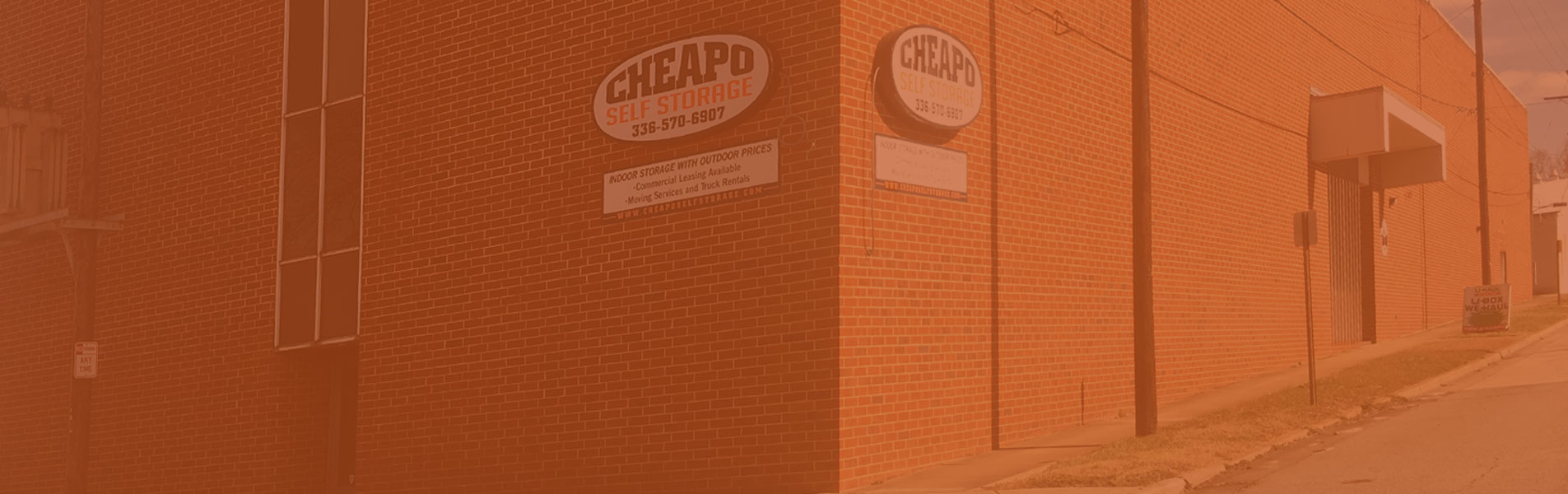 Cheapo Self Storage